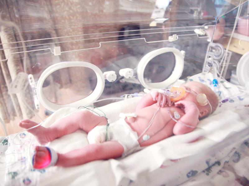 Dolore acuto e prolungato nei neonati