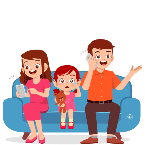 Sostegno psicologico per famiglie